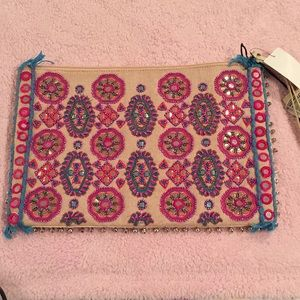 Large clutch new with tags